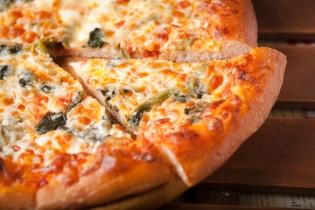 シーフードピザ