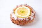 レモンのチーズケーキ